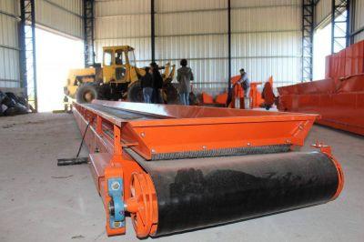 Avanza la construcción de la planta de residuos de Castelli