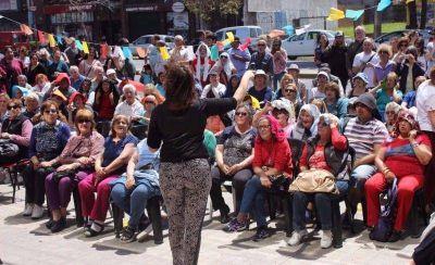 Una manifestación para pedir la reapertura 100% del Sanatorio Eva Duarte