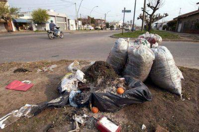 Buscan que la separación de residuos domiciliaria sea obligatoria