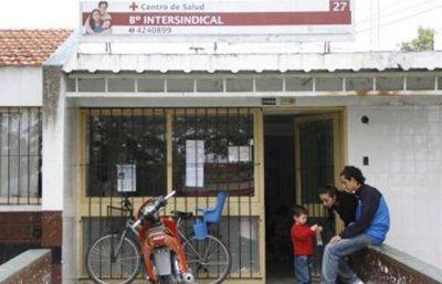 Optimizarán la infraestructura de cuatro centros de salud de Capital