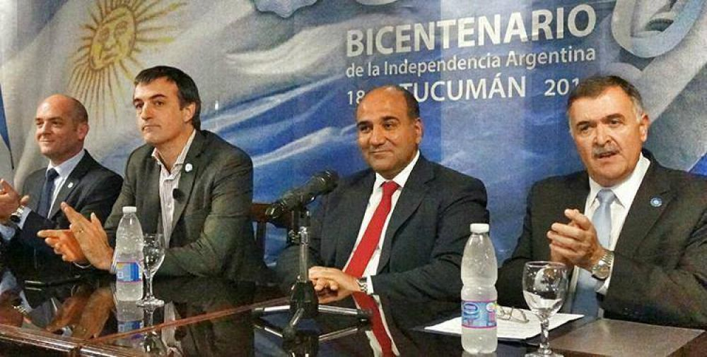 El ministro Bullrich participó del cierre de Scholas Ciudadanía en Tucumán