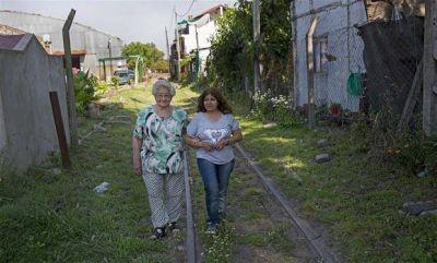 Las villas de la Capital suman 30 personas por día desde hace tres años