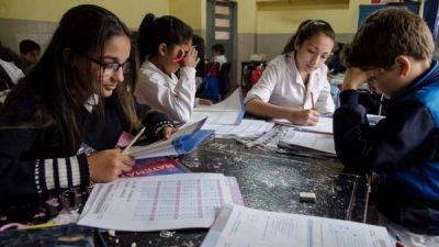 El 75% de la sociedad cree que el sistema educativo no está funcionando bien