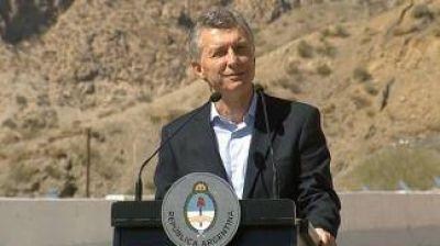 Macri destacó el objetivo de Pobreza Cero con la creación de oportunidades
