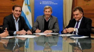 El Gobierno nacional invertirá en obras de hábitat, pavimento e infraestructura en Tucumán