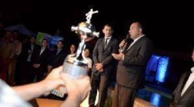 """""""Tucumán hace historia en el deporte"""", dijo Manzur"""