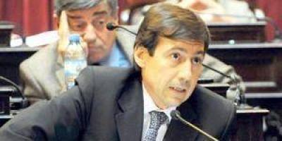 El senador Naidenoff impulsa proyecto de ley para declarar emergencia por el tema de las adicciones