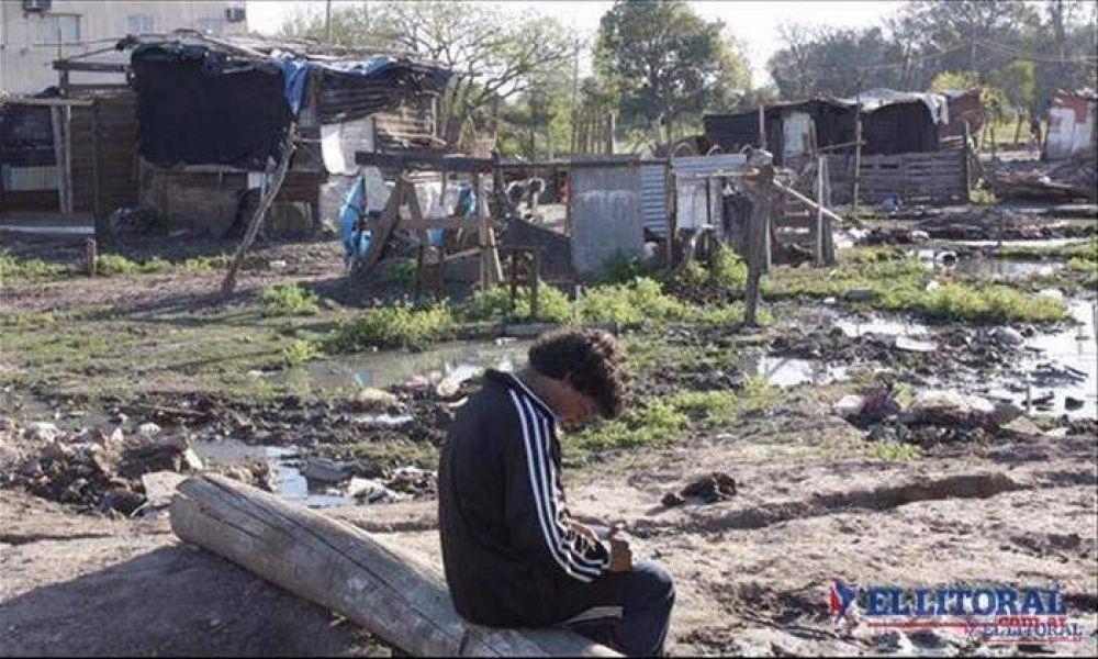 Déficit habitacional: en Capital más de 10 mil familias viven en asentamientos irregulares