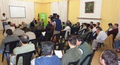 El Icaa proyecta central de biomasa en Virasoro