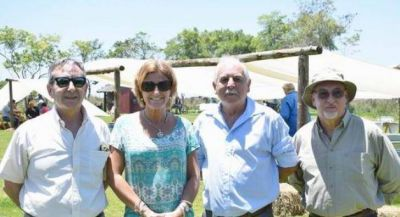 Colombi inauguró la Seccional de Guardaparques Cambyretá