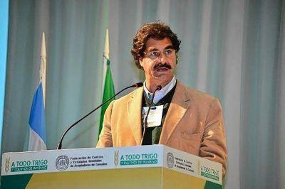 """Ley de Agroquímicos: Sarquís dijo que """"no quiere"""" el proyecto de Coll Areco y que no cree que salga"""