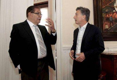 """""""No me quiero inmolar"""", dice Pereyra, el gremialista clave de la reforma laboral"""