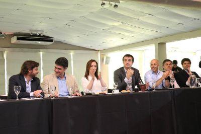 Fuerte respaldo de Vidal, Macri y Salvai a Ducoté para conducir el PRO en Pilar