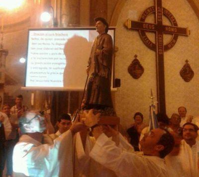 """Mons. Buenanueva: """"Nuestro país tiene la enorme necesidad de muchos Brocheros"""""""