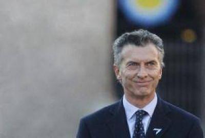 """Macri destaca apuesta a las economías regionales para lograr el compromiso de """"pobreza cero"""""""