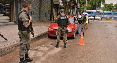 """""""Los gendarmes no llegan a ser la solución pero son una ayuda"""""""