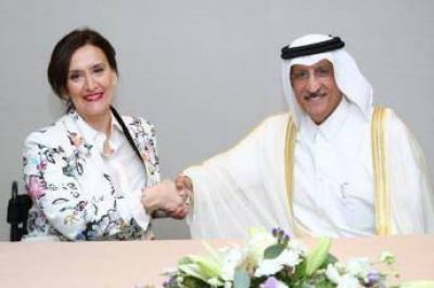 El FGS de la Anses se asoció con Qatar para crear un fondo de inversión de USD 1.000 millones