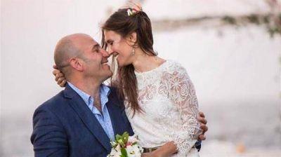 Quiénes son los políticos que acompañaron a Martiniano Molina en su boda