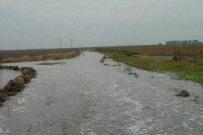 Intendentes del noroeste se reúnen en General Villegas para coordinar acciones contra las inundaciones