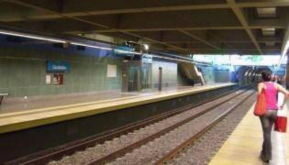 Tiros y miedo en la estación Carabobo