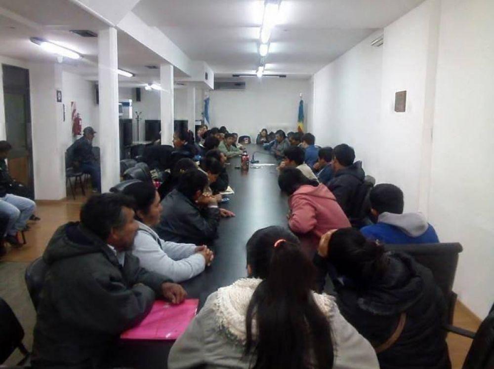 Productores nucleados en UTT denuncian extorsiones y robos del SATHA y el ministerio de Trabajo