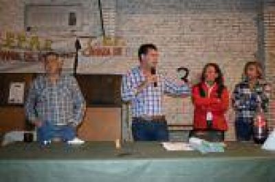 La Plata: Gonzalo Atanasof (PJ) realiza un plenario con miras a las elecciones del año próximo