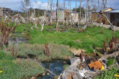 Crece la preocupación en Tolhuin por la crítica situación ambiental
