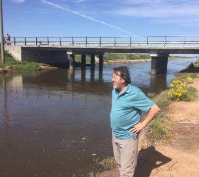 Inundaciones: proyecto del senador Patricio García por canales clandestinos