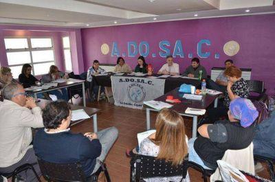 ADOSAC inicia el lunes retención de servicios en demanda del sueldo