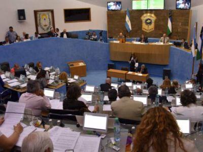 Legislatura autorizó la emisión de Letras de Tesorería por hasta 1948 millones