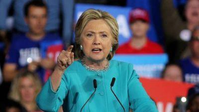 El FBI afirma que no procesará a Hillary por el caso de los emails