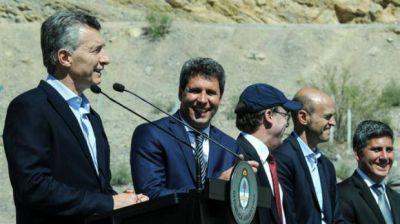 Mauricio Macri aseguró que el túnel de Agua Negra permitirá
