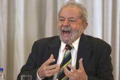 Lula quiere encender a la militancia