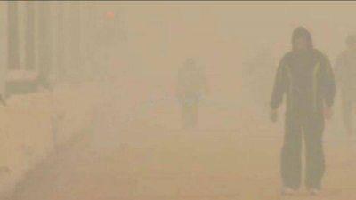 Nueva Delhi está en emergencia por la polución