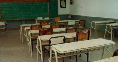 Otras 48 horas de paro de docentes santafecinos por reapertura de paritarias