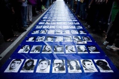 Un organismo oficial reveló que los desaparecidos en la última dictadura fueron 6.348