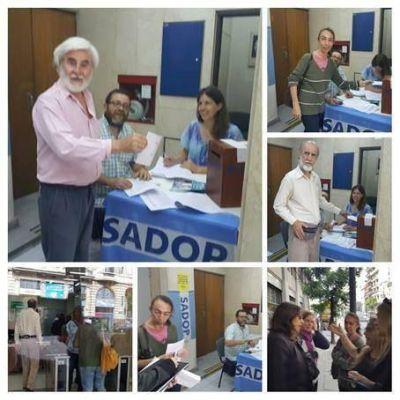 Elección de delegados gremiales en la Universidad del Salvador
