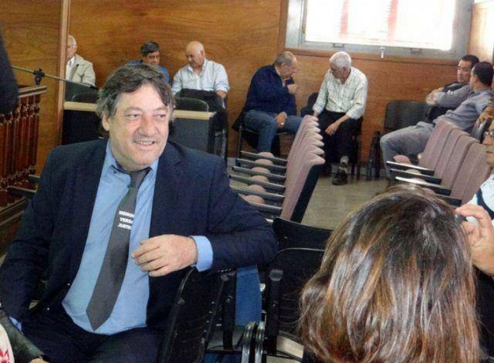 El Chaco de luto por el fallecimiento de Mario Bosch, un luchador de los derechos humanos