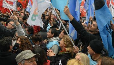 Vidal le abrió la puerta al reclamo de los estatales cordobeses
