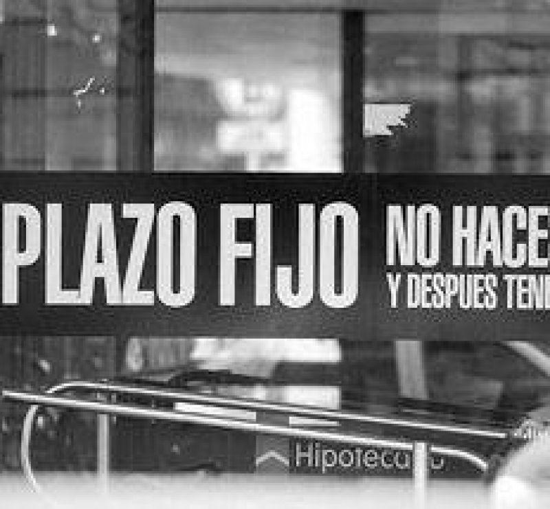"""Recuerdos lejanos de la """"bancofobia"""""""