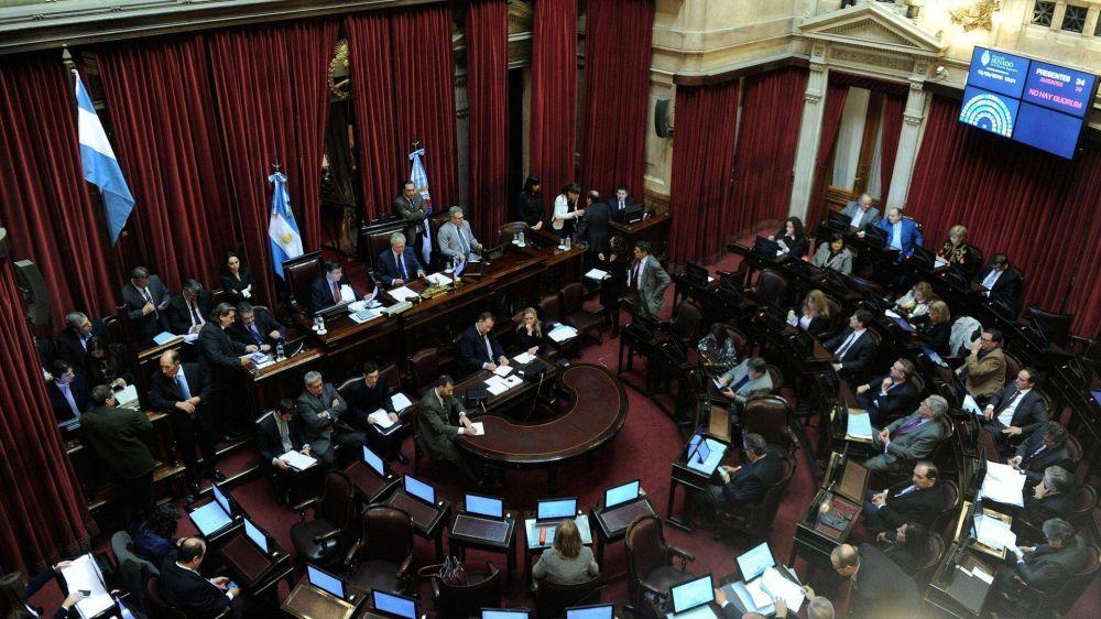 El Senado retoma el debate de la reforma política y comienza a tratar el Presupuesto 2017