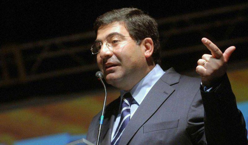 Echegaray admitió compra de tierras en El Calafate