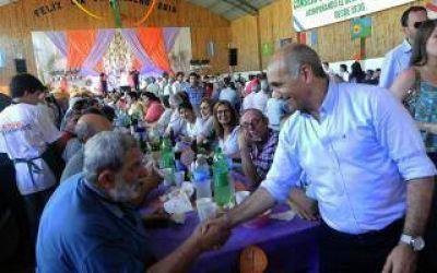 San Fernando: Isleños celebraron su día en el Delta