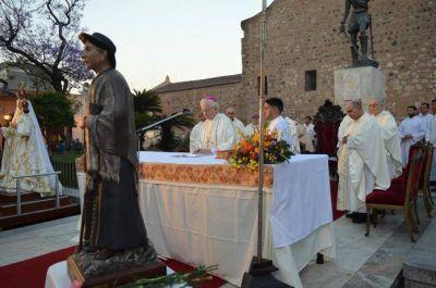 """Mons. Ñáñez llamó a los cordobeses a imitar a Brochero y """"trabajar juntos para el bien de todos"""""""