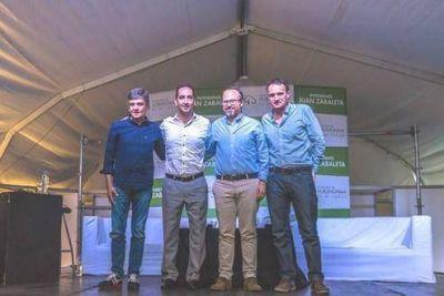 Zabaleta, Katopodis, Tagliaferro y Valenzuela disertaron sobre gestión pública en la Feria del Libro de Hurlingham