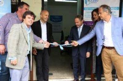 Inauguran un Centro de Acceso a Justicia