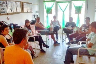 Constituyeron la Mesa Política de la Juventud del MNA- FORJA Mar del Plata- Batán