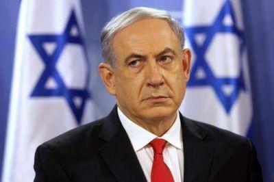 """Netanyahu: """"Las relaciones entre Estados Unidos e Israel seguirán siendo fuertes gane quien gane las elecciones"""""""