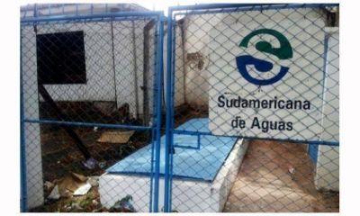 Es oficial: Sudamericana solicitó seguir ofreciendo el servicio de agua y cloacas en Pilar