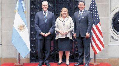 EE.UU. está dispuesto a beneficiar a la Argentina con rebajas arancelarias